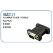 VGA MALE TO HDB15P MALE ADAPTOR