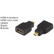 TR-11-P-001 HDMI A male to HDMI A female adaptor