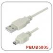 USB2.0 5PIN MINI B CABLE