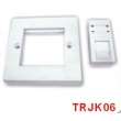 Suitable For 2 PCS TRJK05 RJ45 Socket