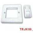 Suitable For 2 PCS TRJK05 RJ45 Socket