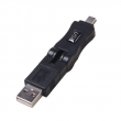 USB AM to Mini 5P 270 Degree Adapter