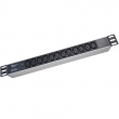 IEC Type PDU, 12ways IEC C13 W/ Power indicator