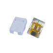 Cat.6 RJ45 surface jack 1 port