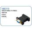 HDB15P FEMALE TO FEMALE ADAPTOR