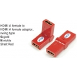 TR-13-007-3 HDMI A female to HDMI A female adaptor,swing type
