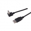 USB Cable AM 90Degree TO AF