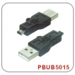USB A TO 5PIN MINI B ADAPTER
