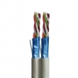 DUAL(TWIN) F/UTP CATEGORY 5E LAN CABLE