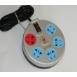 Universal Type Tower Power Strip