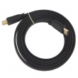 HDMI Flat Cable Black