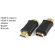 TR-10-P-015 HDMI A male to HDMI A male adaptor