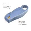 Coaxial Cable Stripper 3-Blades Model